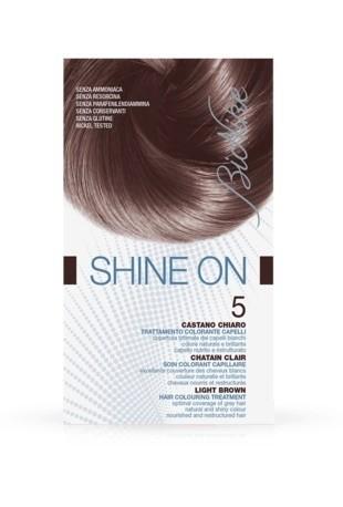 Bionike Shine On Trattamento Colorante Capelli - 5 Castano Chiaro