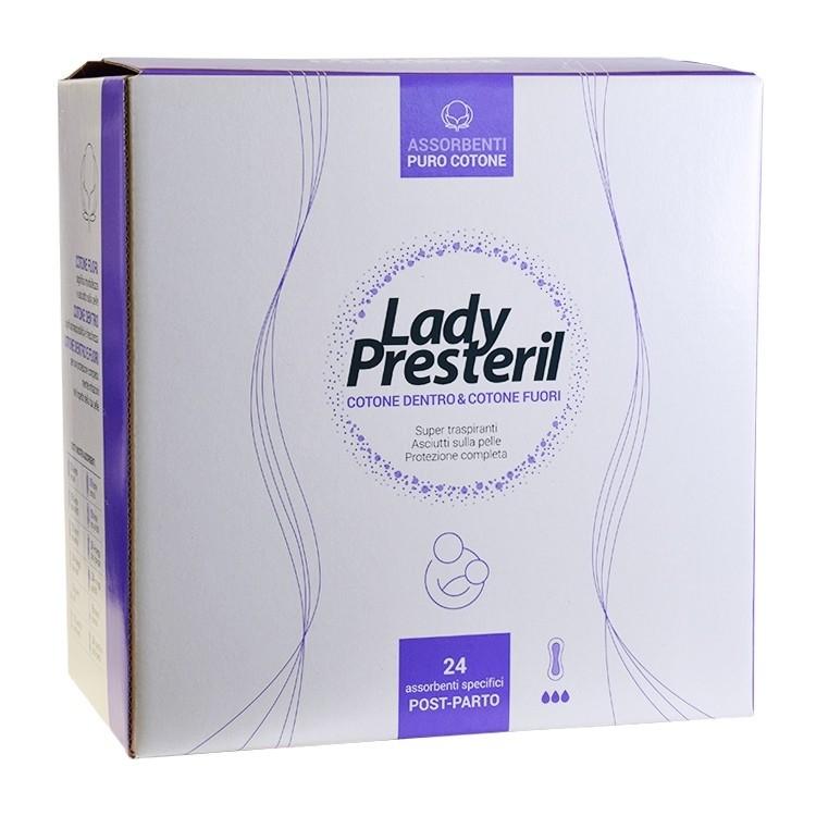 Lady Presteril postparto 24 pezzi