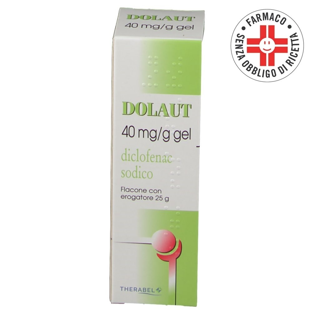Dolaut* Gel spray flacone 25gr 4%