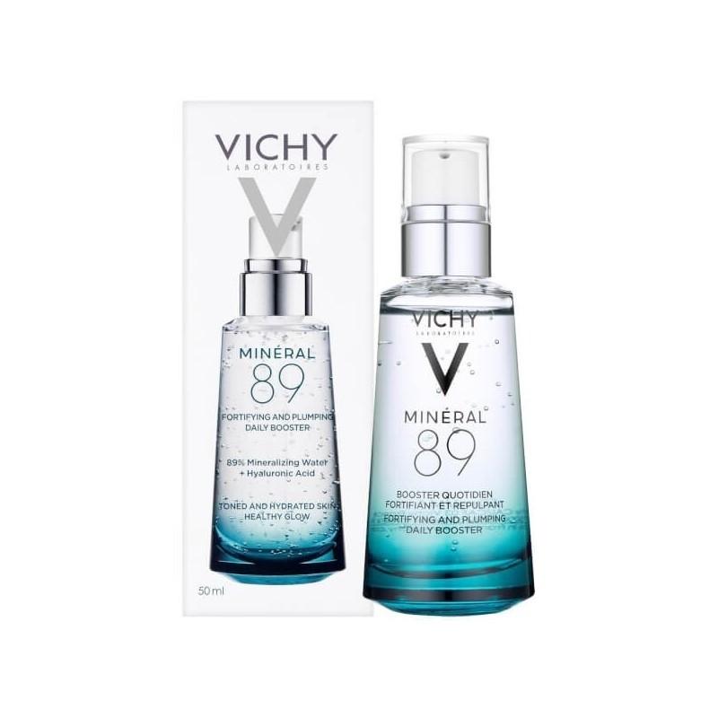 Vichy Mineral 89 Booster Quotidiano Fortificante & Rimpolpante 75ml