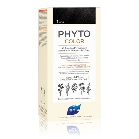 Phyto Color 1 Nero