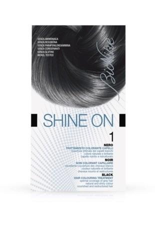 Bionike Shine On Trattamento Colorante Capelli - 1 Nero -