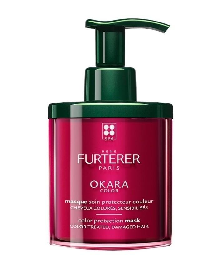 Rene Furterer Okara Maschera Protezione Colore  200ml