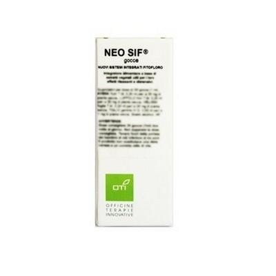 Neosif 27 gocce 50 ml - Resistenza allo stress