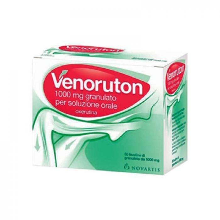 GlaxoSmithKline Venoruton 30 bustine 1g