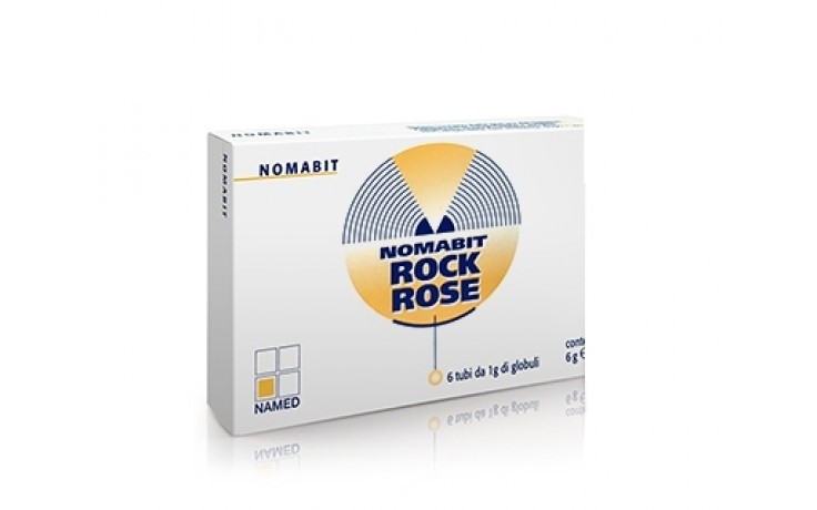 Named Nomabit Rock Rose GL 6G