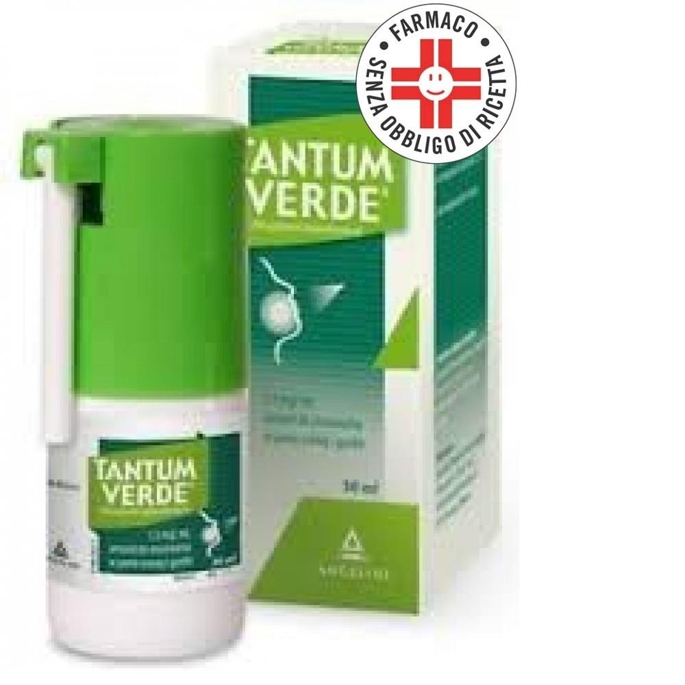 Tantum Verde* nebulizzatore 30ml 0,15%