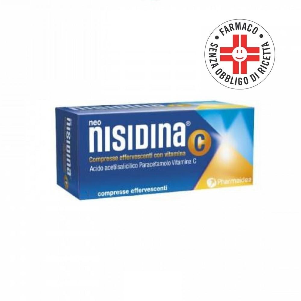 Neonisidina* 12 compresse