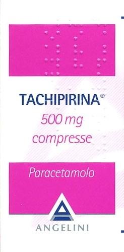 Tachipirina 30 compresse 500mg