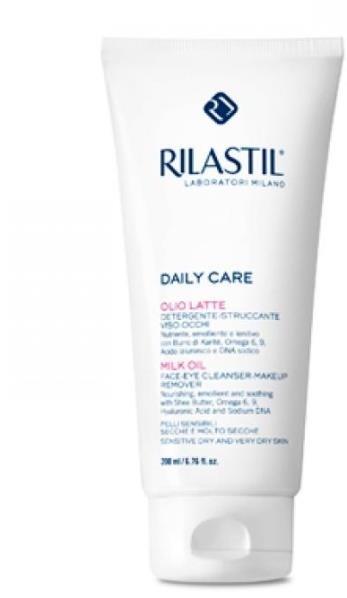 Rilastil daily care Olio detergente 400ml