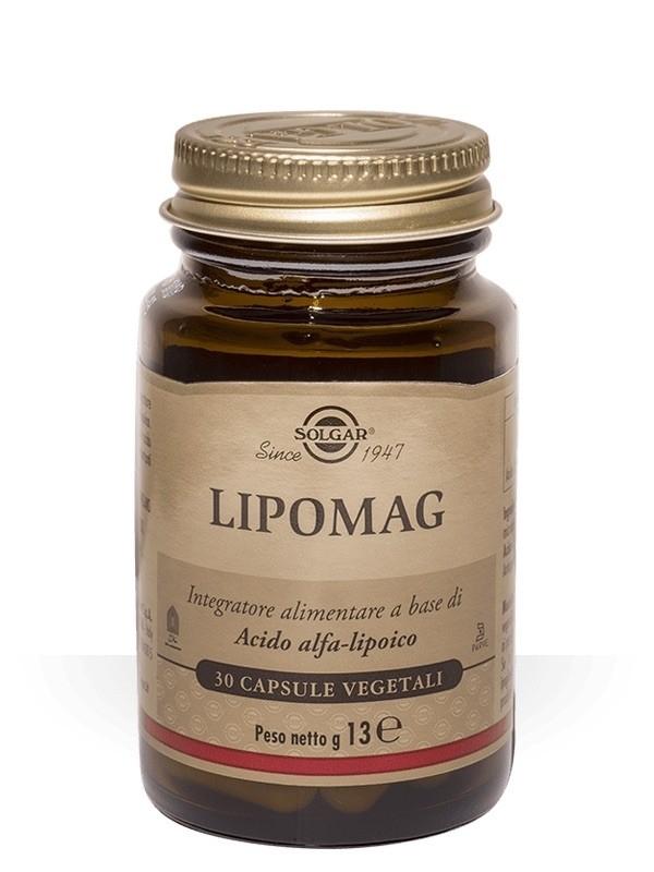 Solgar Lipomag 30 capsule vegetali