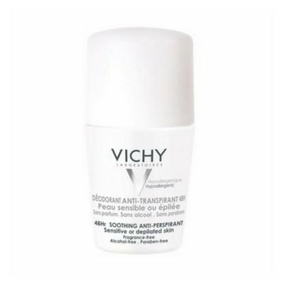 Vichy Deodorante Roll-on Anti-transpirante 48H 50 ml