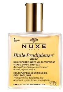 Nuxe Huile Prodigieuse Riche Olio Nutriente multi funzione 100 ml