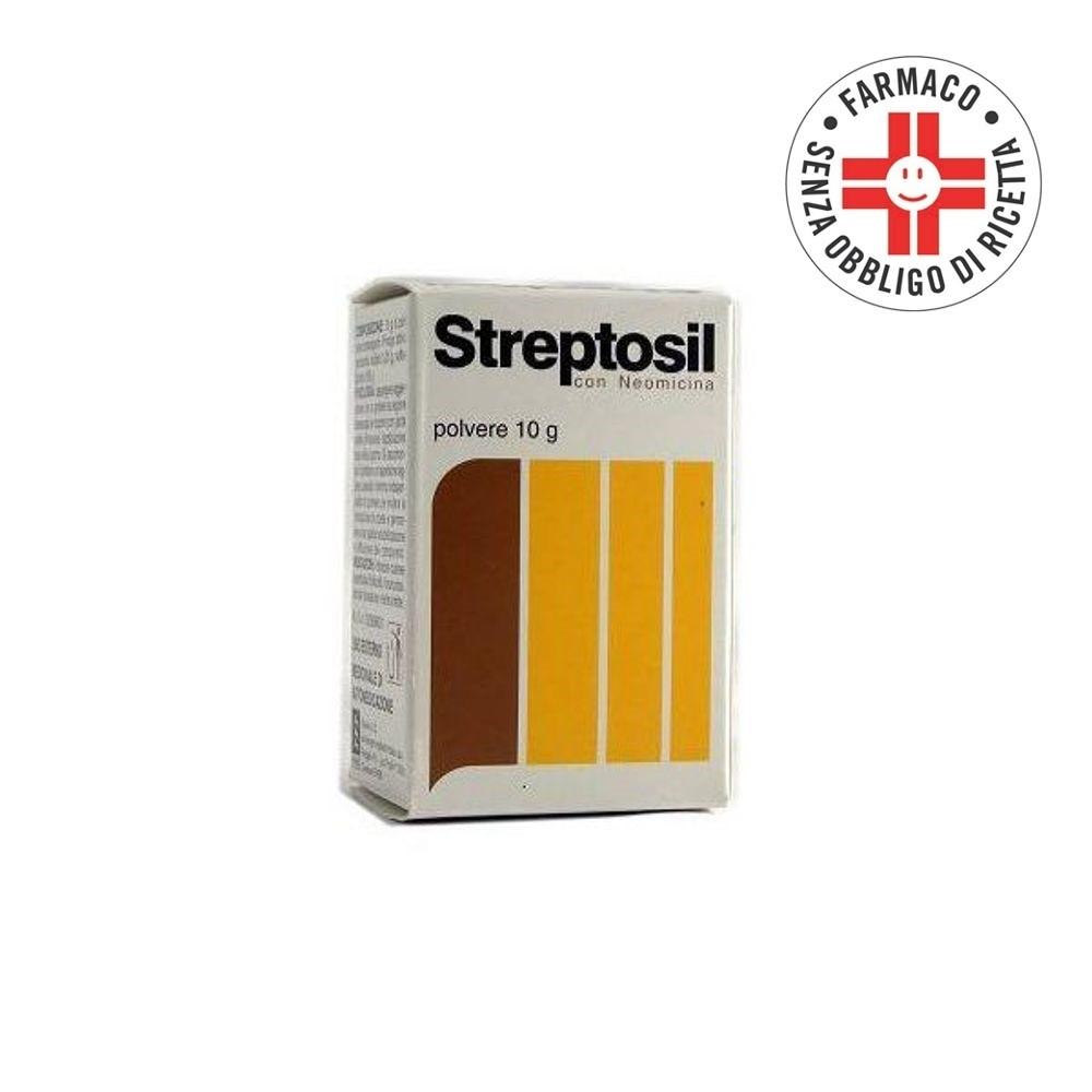 Streptosil Neomicina* Polvere 10gr