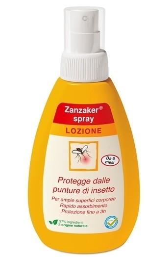 Zanzaker Spray Lozione 150ml