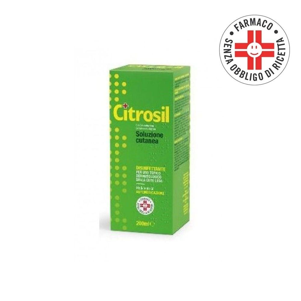 Citrosil* Soluzione Cutanea 200ml 0,175%