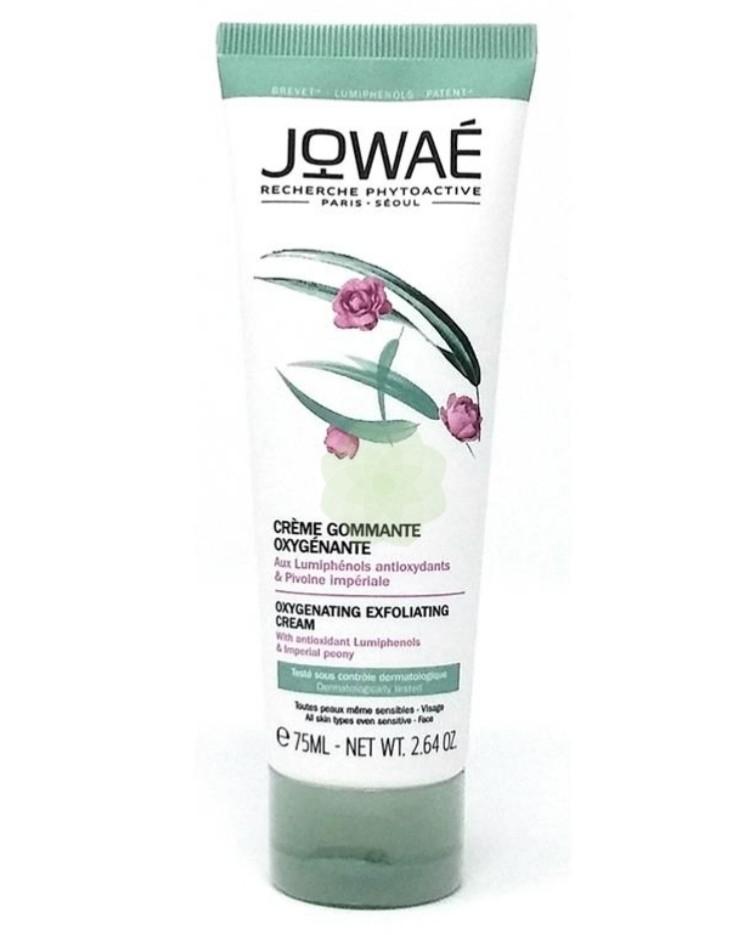 Jowaé Crema Viso Esfoliante Ossigenante 75ml