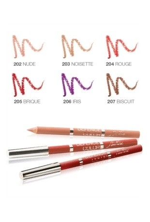 Bionike Defence Color Lip Design Matita Labbra - 203 Noisette -