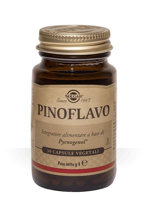 Solgar Pinoflavo 30 capsule vegetali