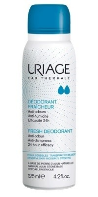 Uriage deodorante fraicheur spray 125ml