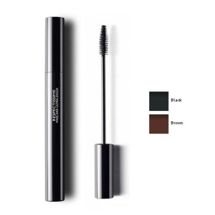 La Roche-Posay Respectissime mascara volume marrone