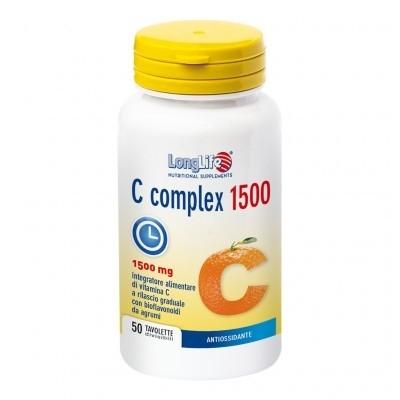 Longlife C complex 1500 50 tavolette