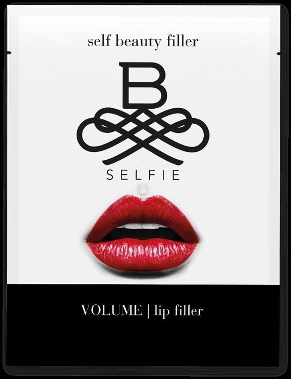 Phasetech SRL B Selfie Volume Lip Filler 1 Patch Labbra