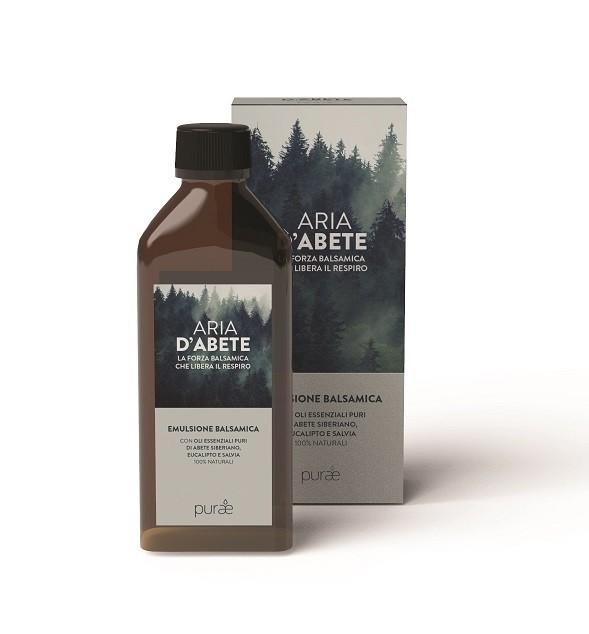Purae Aria d'Abete Emulsione Balsamica 100ml