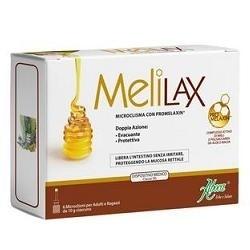 Aboca Melilax adulti 6 microclismi 10 grammi