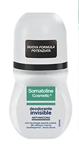 Somatoline Cosmetic deodorante invisibile roll-on 50ml