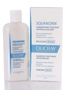 Ducray Squanorm forfora secca shampoo 200 ml