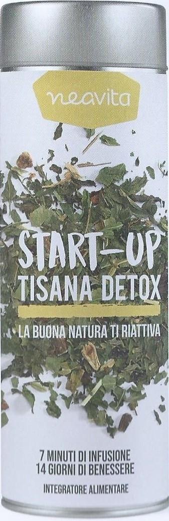Neavita  Start-Up Tisana Detox 70g