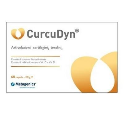Metagenics Curcudyn 60 Capsule