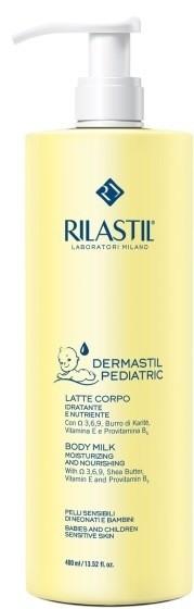 Rilastil Dermastil pediatric latte 400ml