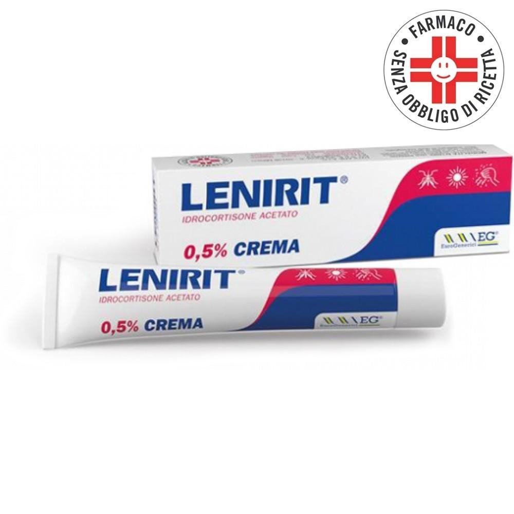 Lenirit* crema dermatologica 20gr 0,5%