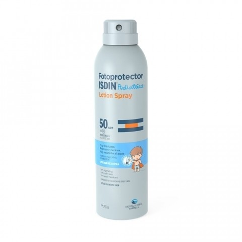 Isdin Fotoprotector Pediatrics Lotion Spray Spf50 250ml