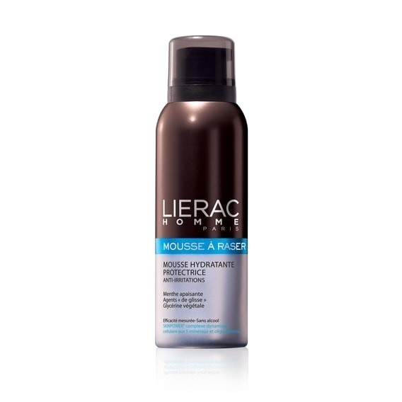Lierac Homme Mousse Rasatura Anti-Irritazioni 150ml