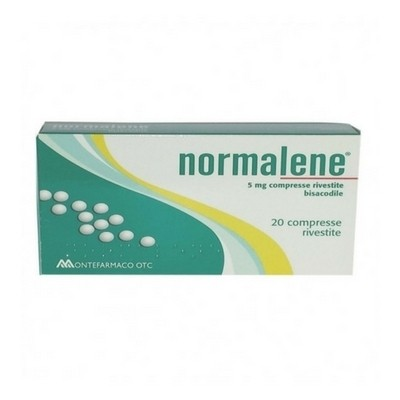 Normalene 5 mg 20 cpr rivestite