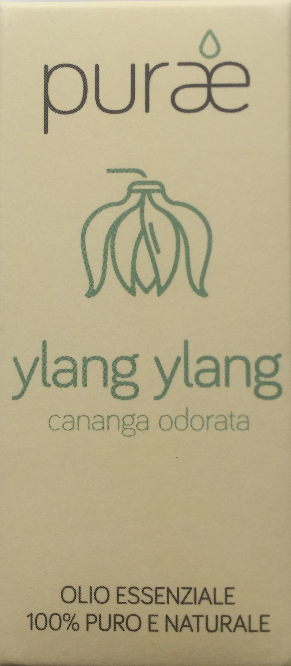 Purae Olio Essenziale Ylang Ylang 10ml