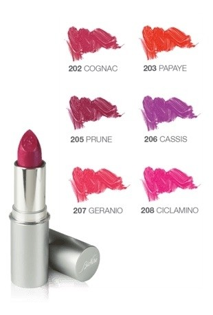 Bionike Defence Color Lipshine Rossetto Brillante - 206 Cassis -