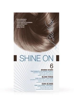 Bionike Shine On Trattamento Colorante Capelli - 6 Biondo Scuro -
