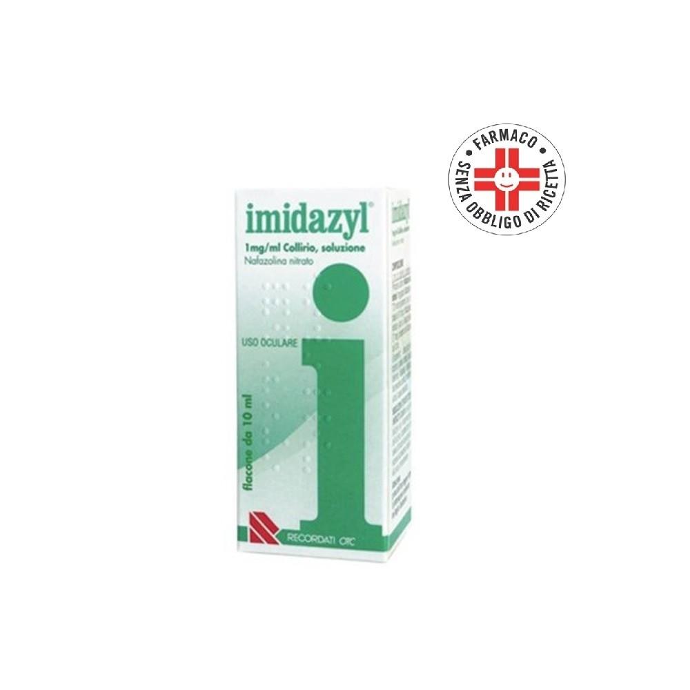 Imidazyl* collirio 10ml 0,1%