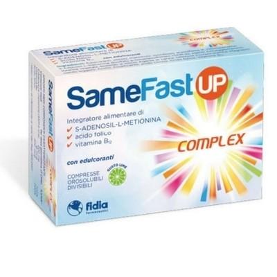 SameFast Up Complex Integratore Stanchezza e affaticamento 20 compresse