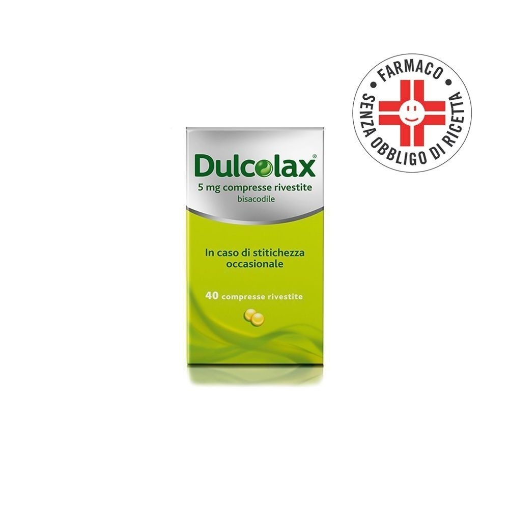 Dulcolax* 40 Compresse Rivestite 5mg
