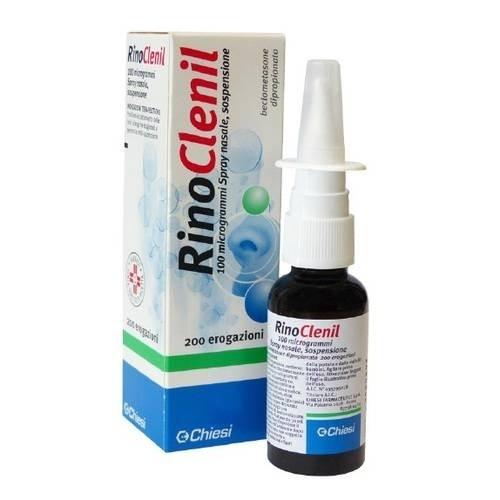 Rinoclenil*spray 200erogazioni 100mcg
