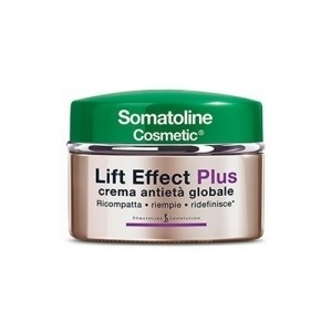 Somatoline Cosmetic Lift Effect Plus Crema Antietà Globale Pelle Secca 50ml