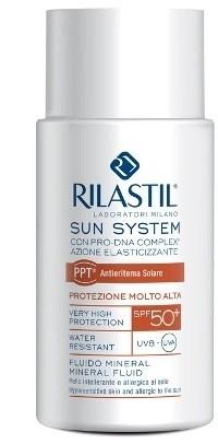 Rilastil Sun System Fluido Minerale Spf 50+ 50ml