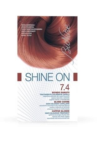 Bionike Shine On Trattamento Colorante Capelli - 7.4 Biondo Ramato