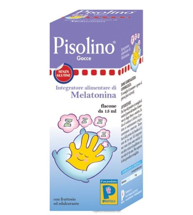 Pediatrica Pisolino gocce 15 ml