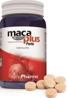 Maca Plus Forte 50 Compresse